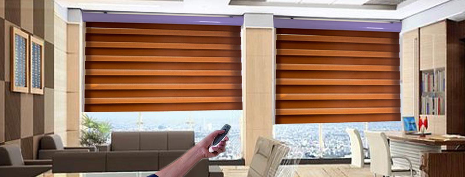 okna a rolety aranzacja