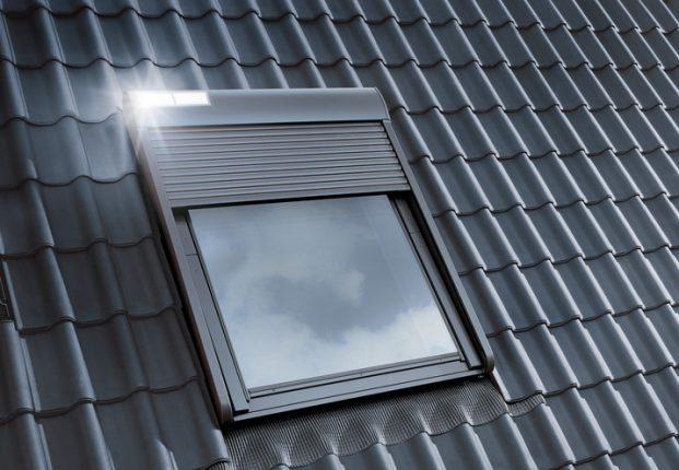roleta dachowa na dach