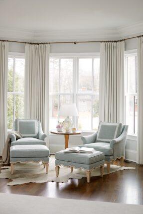 aranżacja ładne okno